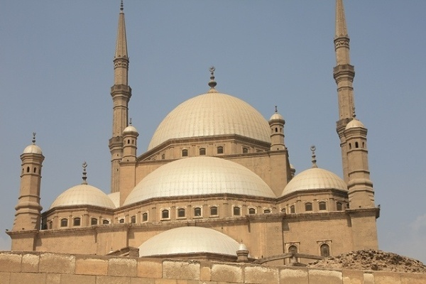 Alabastrowy meczet