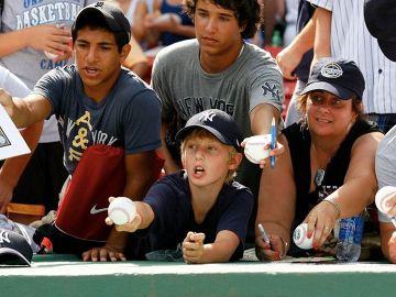 Znakiem rozpoznawalnym Stanów pod względem spędzania wolnego czasu są mecze bejsbolowe.