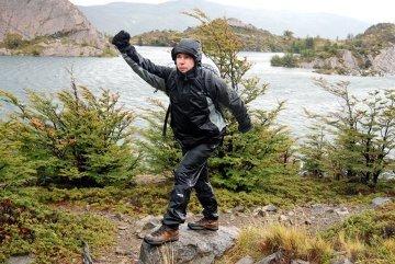 Zmienna aura Torres del Paine
