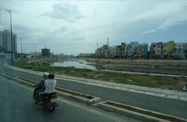 Przedmieścia Ho Chi Minh City