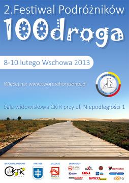 2. Festiwal Podróżników 100droga