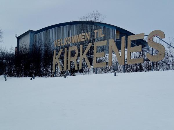 Witamy w Kirkenes!
