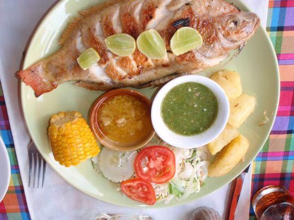 Na południu Tajlandii świeże i dobrze przyrządzone ryby to kulinarna norma