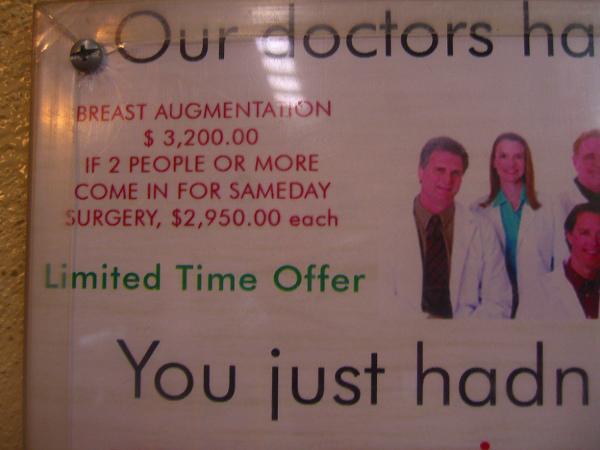 Specjalna oferta kliniki chirurgii plastycznej w Meksyku.