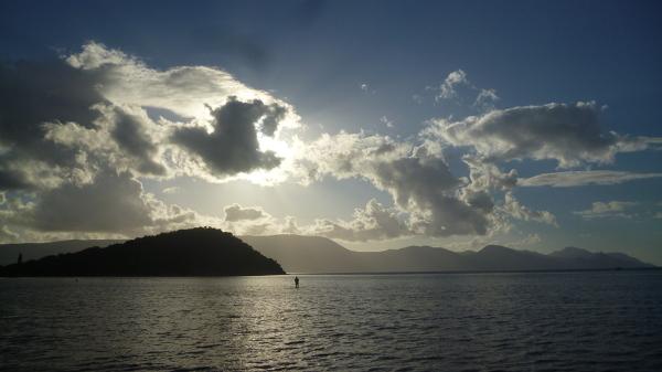Może i listopad, ale morze to Adriatyk!