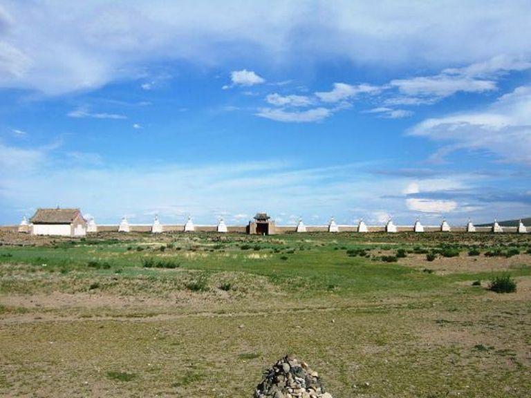 Karakorum. Pierwsza stolica.