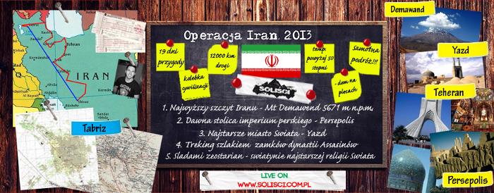 Operacja Iran 2013