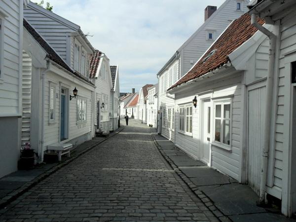 Wehikuł czasu, Stavanger Gamle, czyli spacer w latach '20.