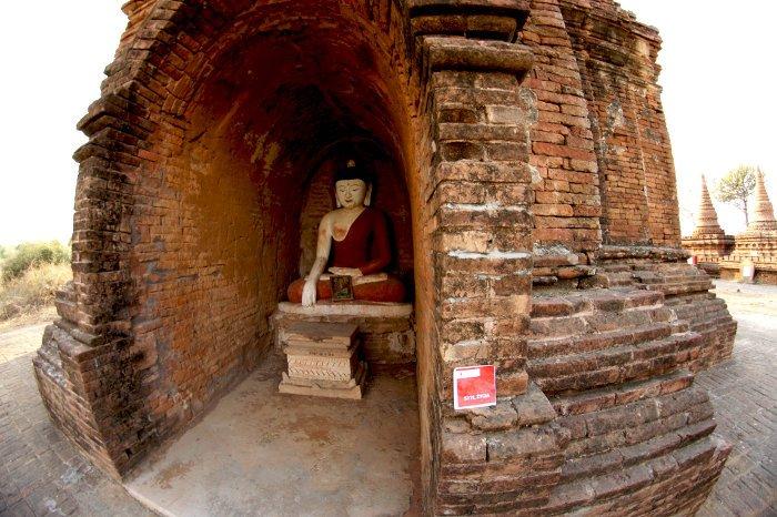 Pagody w Bagan – Birma