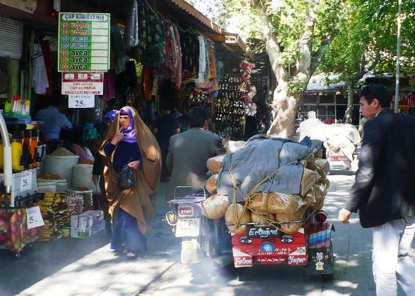 Bazar w Şanlıurfie