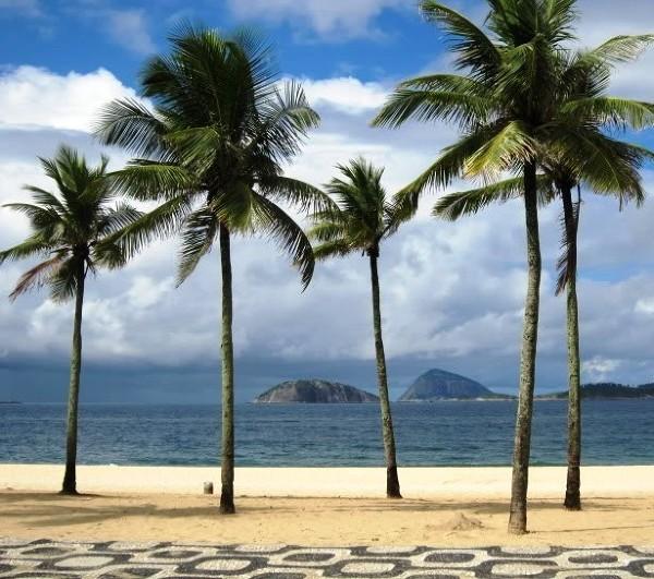 Ipanema – rajska plaża w Rio