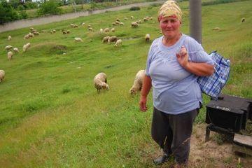 Tania – pasterka z Cahulu