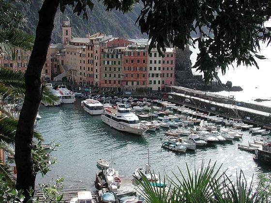 Port w Camogli