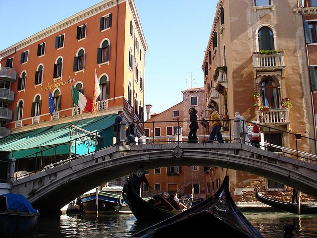Wenecja – rockman wśród miast