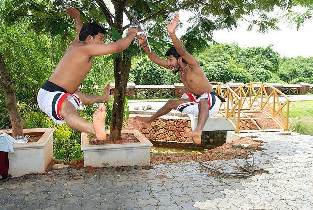 Kalari – indyjska szkoła walki