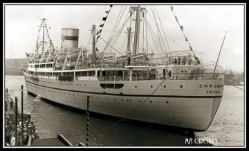 MS Chrobry – ostatni transatlantyk międzywojennej Polski