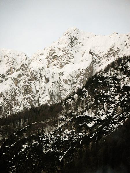 Alpy Julijskie - wymarzone tło dla sportowych emocji.