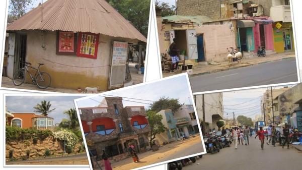 Dakar – migawki z miasta