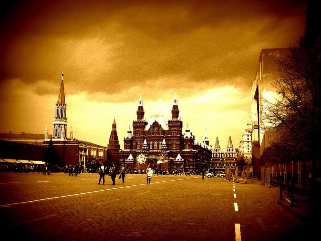 Moskwa – Królowa Kontrastów