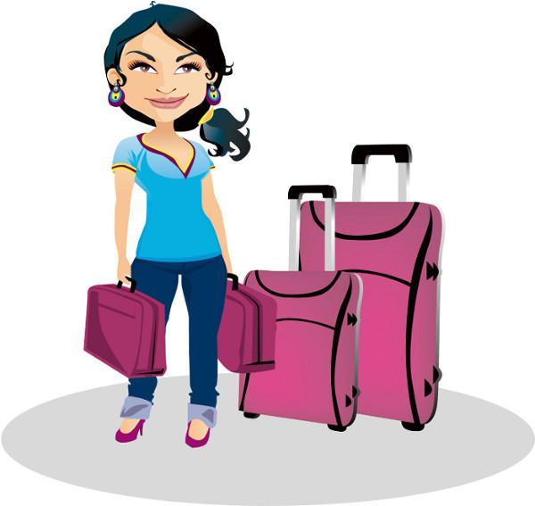 Tanie latanie oznacza minimalizm, a minimalizm wiąże się z rezygnacją z bagażu rejestrowanego