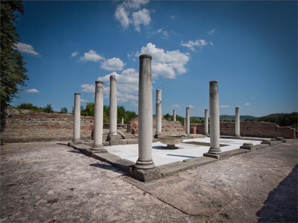 ruiny Felix Romulijana