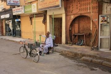 Ulica w Luksorze