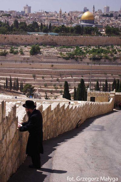 Pieszo do Jerozolimy