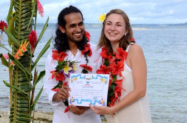Akt ślubny niczym dyplom kolonijny