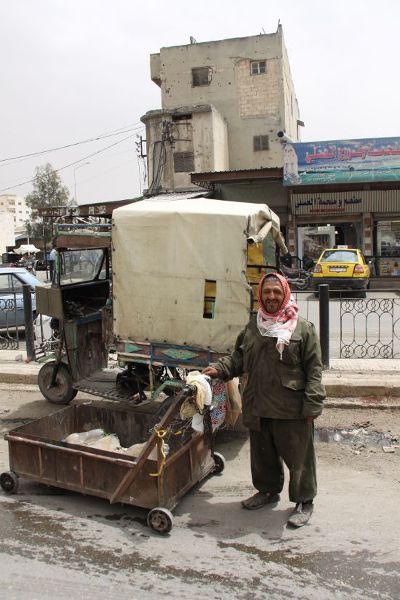 Syryjczycy chętnie pozowali i uśmiechali się do zdjęć