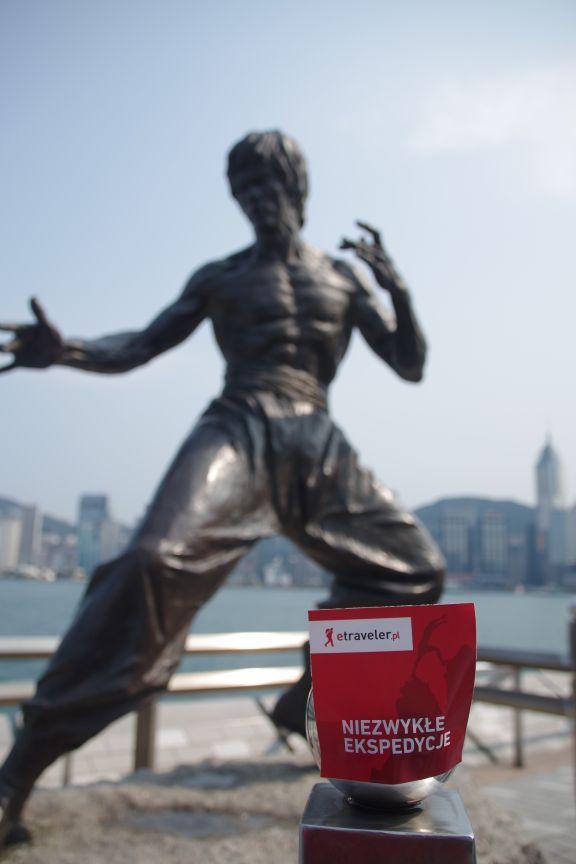 Hongkong – Aleja Gwiazd