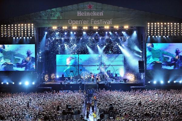 Heineken Open'er Festival /grafika google