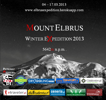 Mount Elbrus Winter Expedition 2013