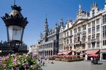 Miasto nudy i unijnych gryzipiórków? To na pewno nie Bruksela!