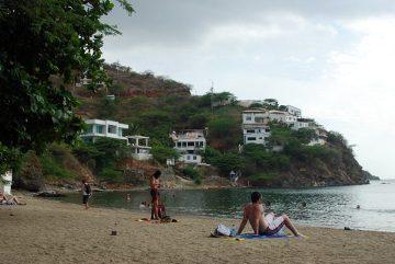 Magiczna Taganga, Morze Karaibskie