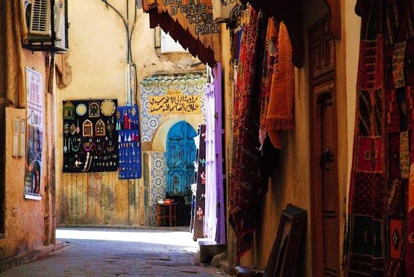 Medyna w Fez