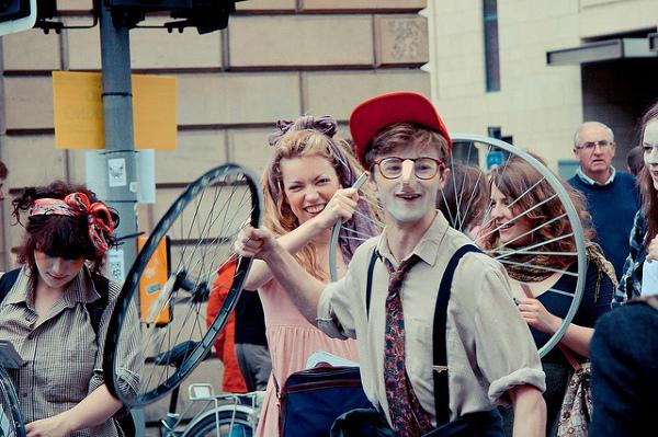 Festiwal w Edynburgu – wielka kulturalna fiesta!