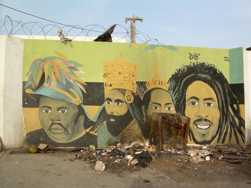 Jamajka – w poszukiwaniu Jah