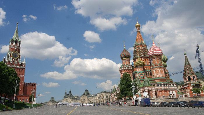 Jak przeżyć w Rosji i nie zwariować