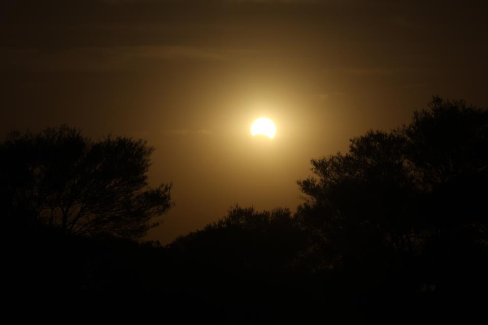 14.11. Zaćmienie słońca