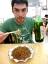 Makaron sojowy z piwem - posiłek mistrzów