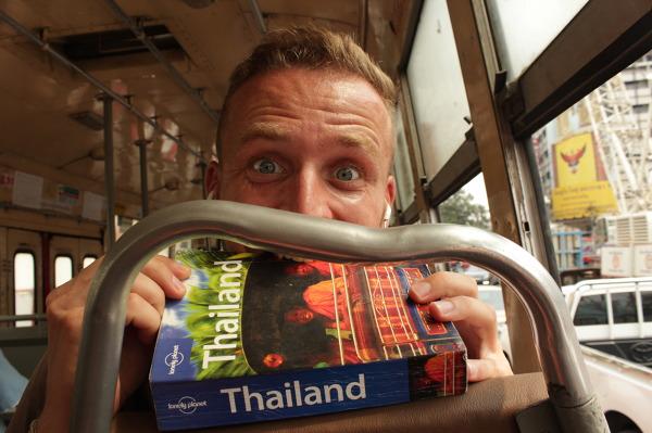 Bangkok zachwyca i przeraża...korkami! Czyżby już czas do domu?