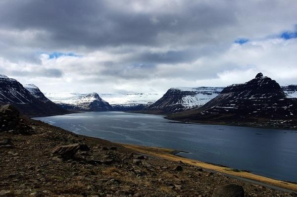 Fiordy Zachodnie, rzadziej odwiedzany przez turystów rejon Islandii