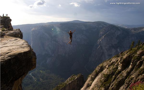 Jerry Miszewski, Yosemite National Park