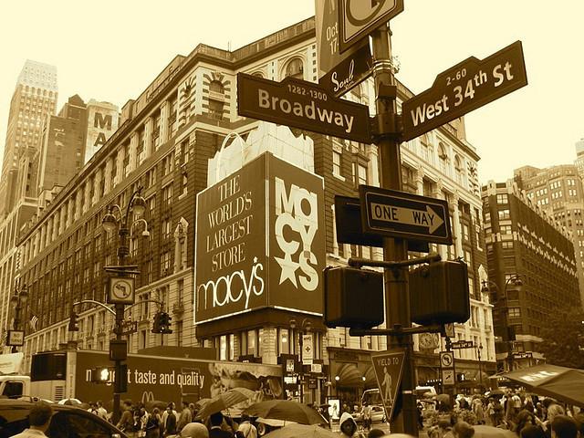 Na zakupy do Nowego Jorku