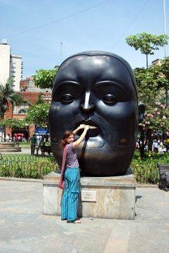 Posągi robiły wrażenie