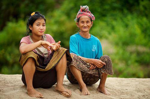 Mistycznie, prowincjonalnie, sennie - fotorelacja z Laosu
