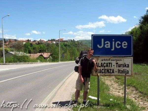 W trakcie autostopowej wycieczki po Bośni i Hercegowinie
