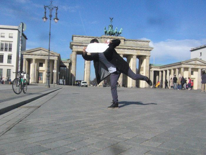 Brama Branderburska – Berlin
