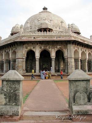 Indie, Delhi, Mauzoleum Humajuna