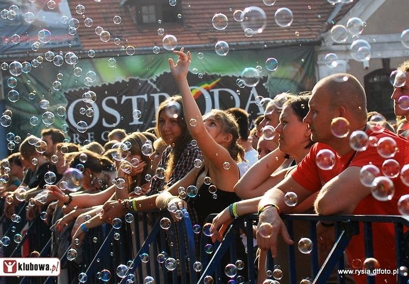 Ostróda Reggae Festival - FARBEN REGGAE